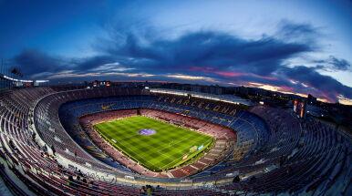Liga Mistrzów bez kibiców. Puste trybuny też w Barcelonie i Monachium