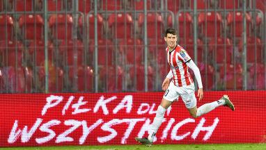 Cracovia w półfinale Pucharu Polski. Mecz w atmosferze sparingu