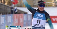 Simon wygrała bieg pościgowy w Kontiolahti, Hojnisz-Staręga piąta