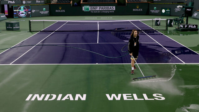 Jeden z największych turniejów tenisowych odwołany