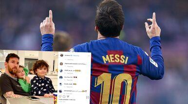 Messi apeluje w sprawie koronawirusa