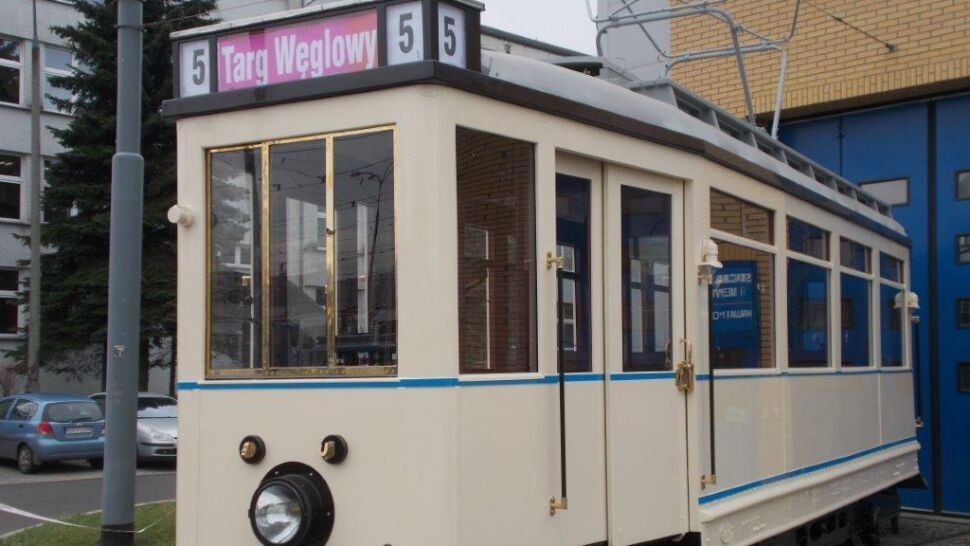 Ring, 85-letni tramwaj wróci na ulice Gdańska. Powstało tylko sześć takich pojazdów