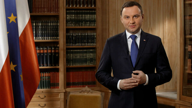 Prezydent: Sejm poprzedniej kadencji dokonał wadliwego prawnie wyboru. Potrzebna nowa ustawa o TK
