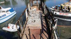 Ponad stuletnia barka przeszła remont