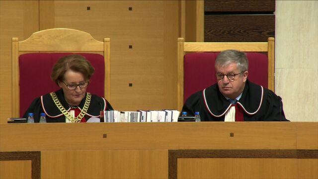 Sejm chce odroczenia rozprawy