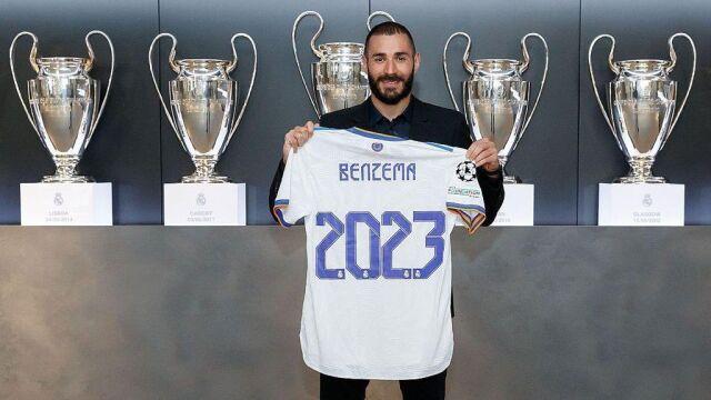 """Benzema podpisał nowy kontrakt. """"Cóż za zaszczyt"""""""