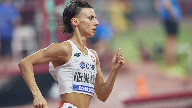 Kiełbasińska znów zaskoczyła. Świetny wynik medalistki z Tokio