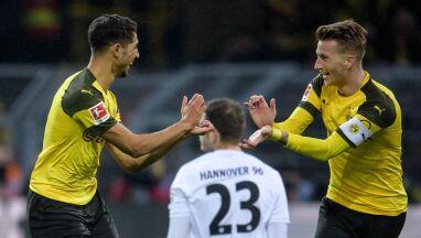 Trzy gole w siedem minut. Borussia zdemolowała Hannover