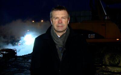 Bogdan Wenta o awarii w Kielcach: sytuacja jest pod kontrolą
