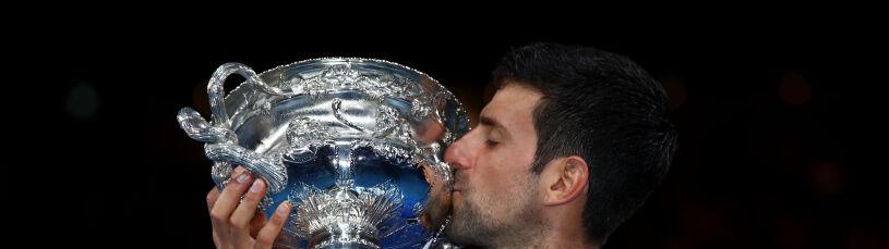 Novak Djoković królem Australian Open. Nadal nie miał nic do powiedzenia