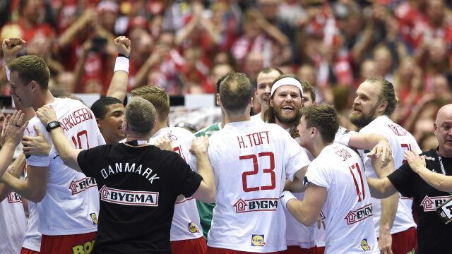 Czwarty finał Danii, pierwszy wygrany. Norwegia bez szans