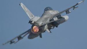 Polskie F-16 poderwane do rosyjskich samolotów