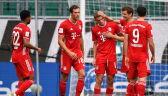 Wolfsburg - Bayern w 34. kolejce Bundesligi