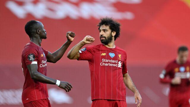 Liverpool nie popełnił kolejnego błędu i rozgromił u siebie Crystal Palace