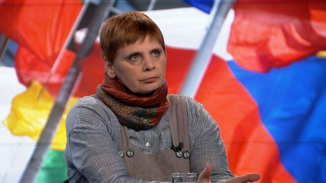 "Janina Ochojska w ""Faktach po Faktach"""