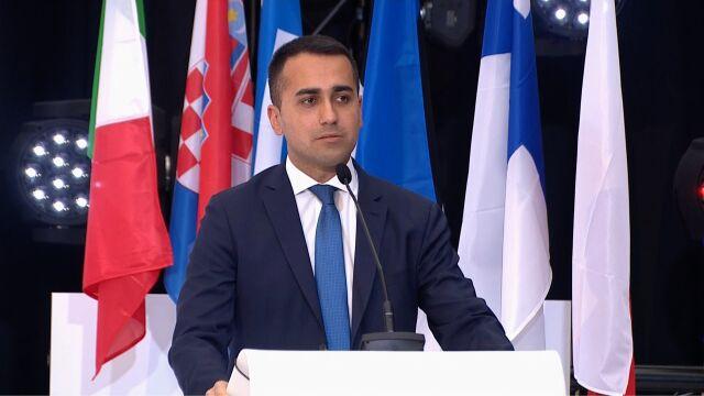 Di Maio: celem jest stworzenie grupy, która będzie koncentrowała się na potrzebach obywateli