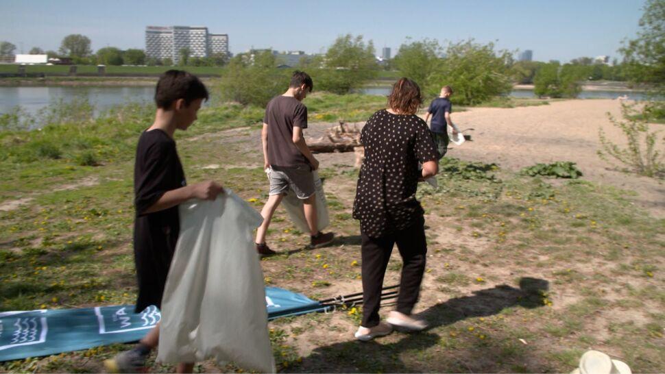 """Operacja """"Czysta Rzeka"""". Akcja sprzątania rzek i okolic"""
