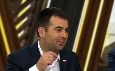 Błażej Spychalski o objęciu okrągłego stołu patronatem przez prezydenta