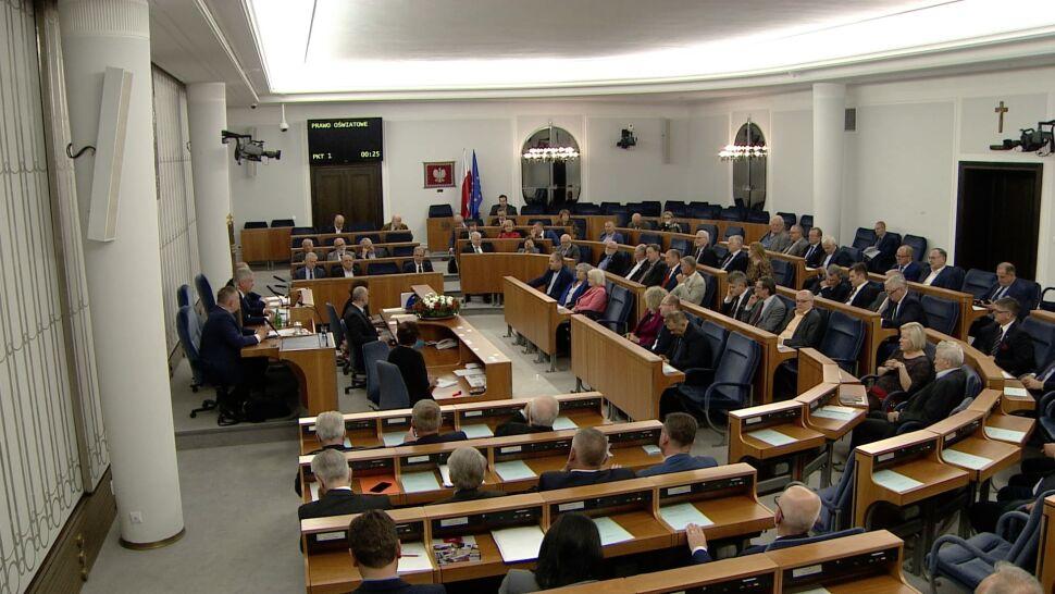 Senat przyjął nowelizację dotyczącą matur