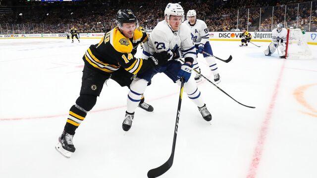 Klęska kanadyjskich klubów w pierwszej rundzie fazy play-off NHL