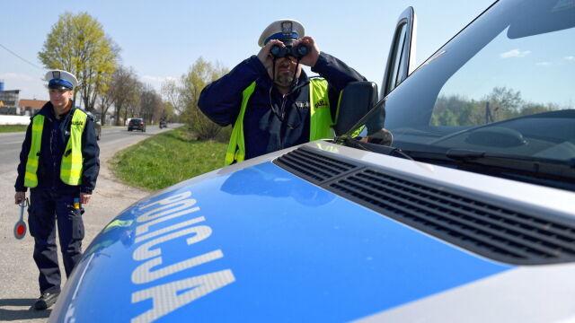 Trzy dni na polskich drogach. 224 wypadki, nie żyje 26 osób