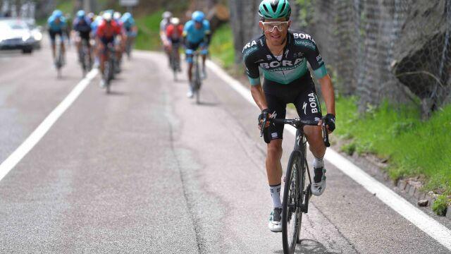 Majka pokazał się z dobrej strony na trzecim etapie wyścigu Dookoła Alp