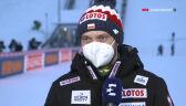 Doleżal po konkursie w Garmisch-Partenkirchen