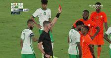 Tokio. Przepychanka i czerwona kartka w meczu Wybrzeża Kości Słoniowej z Arabią Saudyjską