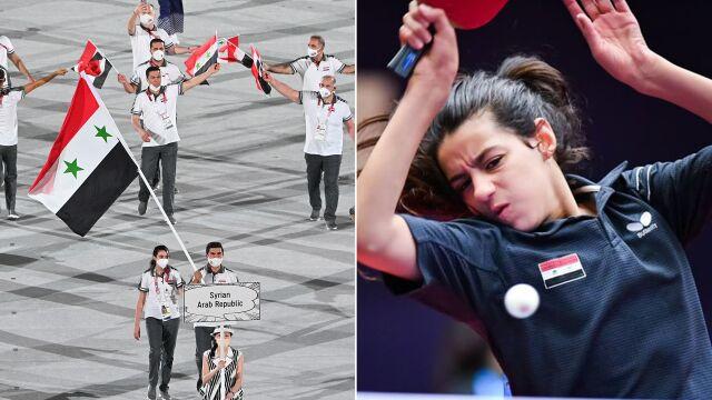 """Syryjka najmłodszą olimpijką w Tokio. """"Pamiętasz, co robiłeś, kiedy miałeś 12 lat?"""""""