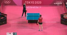 Tokio. Partyka przegrała z Meshref w 2. rundzie turnieju tenisa stołowego
