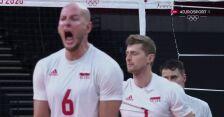 Tokio. Siatkówka mężczyzn. Remis 2:2 po czwartym secie meczu Polska – Iran