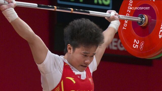 Tokio. Chinka liderką w rwaniu w kat. do 49 kg kobiet