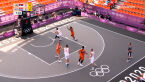 Tokio. Koszykówka 3x3. Podsumowanie drugiej sesji