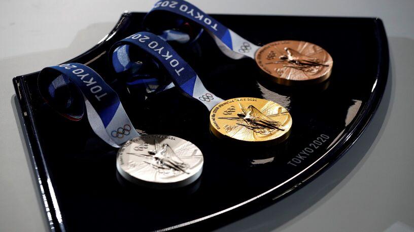 Klasyfikacja medalowa igrzysk w Tokio