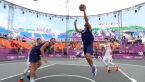 Tokio. Koszykówka 3x3. Podsumowanie pierwszej sesji