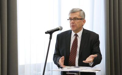 Ojciec Rydzyk inicjatorem nowej partii? Stanisław Karczewski komentuje