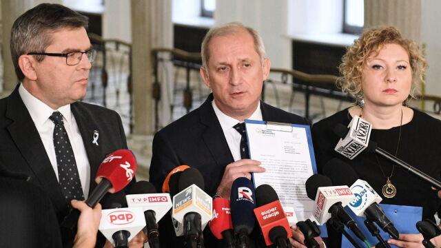 PO chce pilnego powołania komisji śledczej do spraw KNF