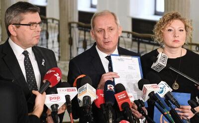 PO domaga się, by Sejm rozpoczął prace nad powołaniem komisji śledczej do spraw KNF