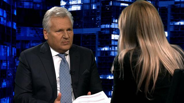 Aleksander Kwaśniewski o nowym ruchu Roberta Biedronia