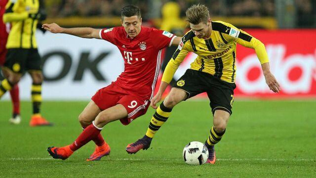 """Dziesięć sezonów Bundesligi. Tylko jeden piłkarz grał więcej od """"Lewego"""""""