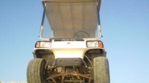 Jak uruchomić wózek golfowy? (TVN24, fot. internauci Robert i Sebastian)