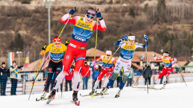 Tour de Ski: Jacobsen najlepsza w biegu na 10 km klasykiem w Val di Fiemme