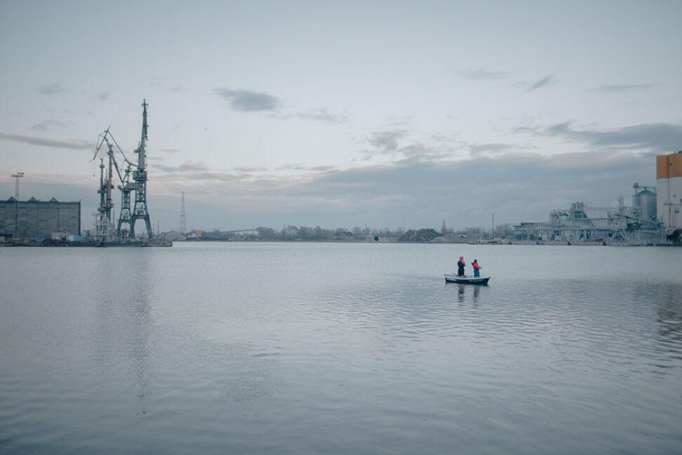 Fotograf od 2000 roku fotografuje Stocznię