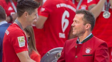 Legenda niemieckiego futbolu wskazuje na Lewandowskiego.
