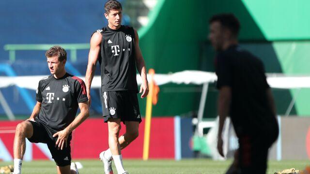Bayern po finał, Lewandowski po rekord. Na drodze rewelacja Ligi Mistrzów