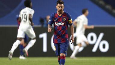 Piłkarz Bayernu prosił o koszulkę Messiego. Na swoje szczęście jej nie dostał