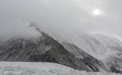 Onyszkiewicz: wypadek osłabił ekipę, ale nie przekreśla szans na zdobycie szczytu