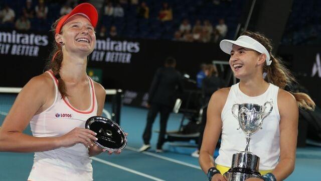 Polka musiała uznać wyższość 14-latki w finale juniorskiego Australian Open