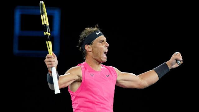 Kolejna przeszkoda pokonana. Nadal w pogoni za Federerem