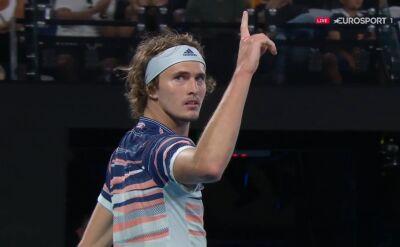 Akcja za akcję! Kapitalny poziom półfinału Australian Open